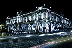 Historical building in Guadalajara,