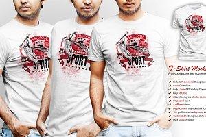 Professional Tshirt Mockup Vol-2