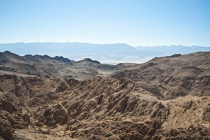 Israel Mt Timna