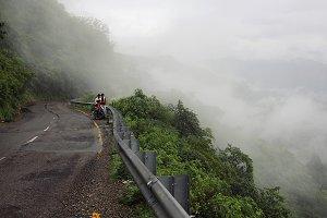 India Mountain Road