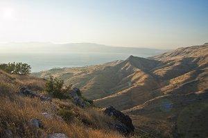 Israel Sea of Galilee