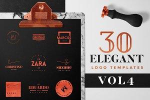 Elegant Logo Pack VOL 4