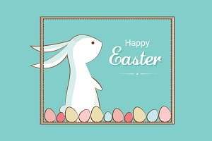 Easter card-50% off