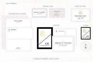 Amelie Brand Kit