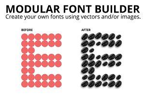 Modular Font Builder