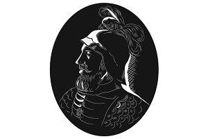 Vasco Nunez de Balboa Conquistador