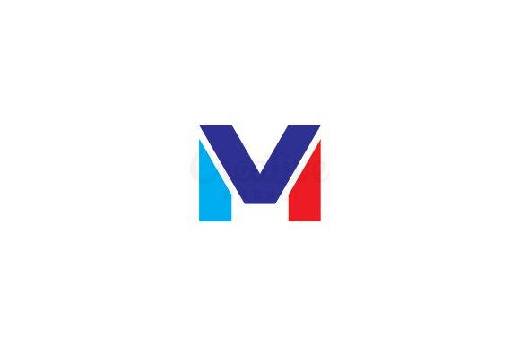 Letter M Logo Templates Creative Market