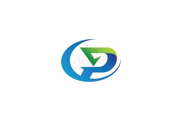 Letter P Logo Templates Creative Market