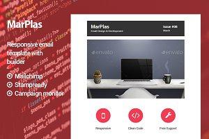 MarPlas - Responsive email template