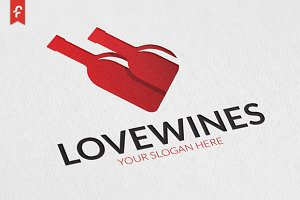 Love Wines Logo