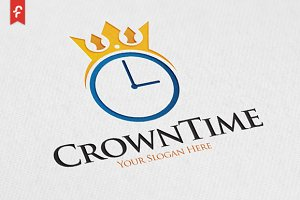 Crown Time Logo