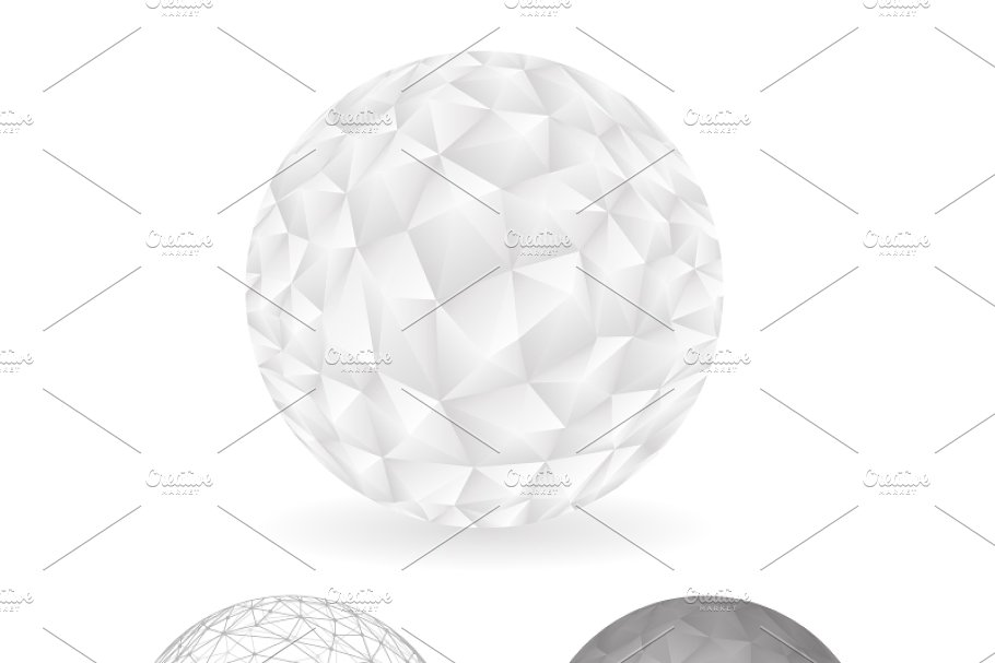 Geometric Design  in Illustrations - product preview 8