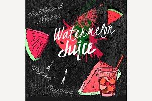 Watermelon Juice Image
