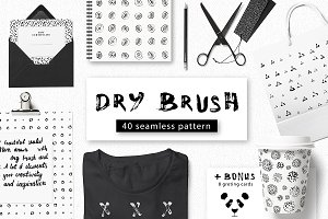Dry Brush Patterns