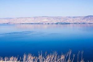 Kineret lake