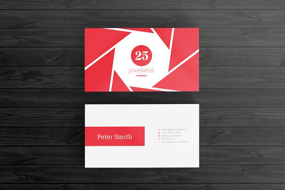 Photography Business Card Template Business Card Templates - Photography business card template