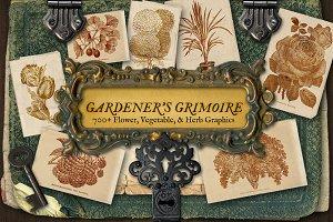 Gardener's Grimoire Graphics