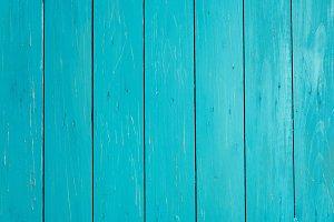 blue wood panel