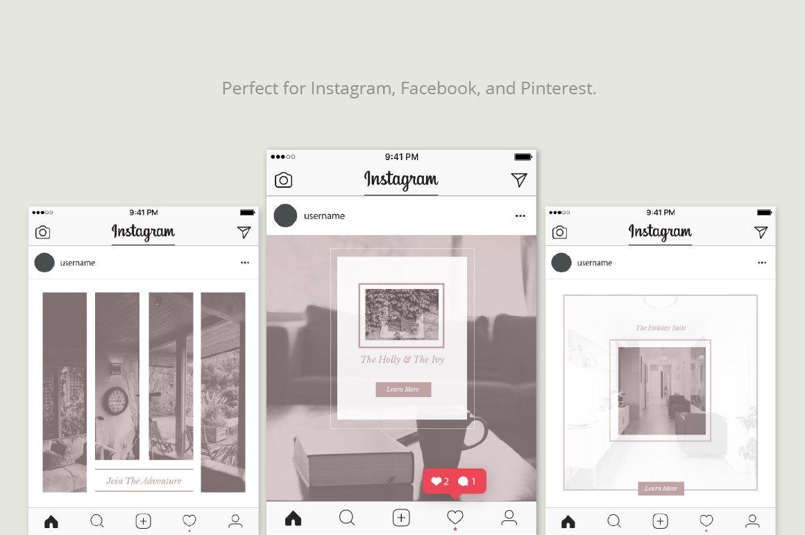 Home | Social Media Pack