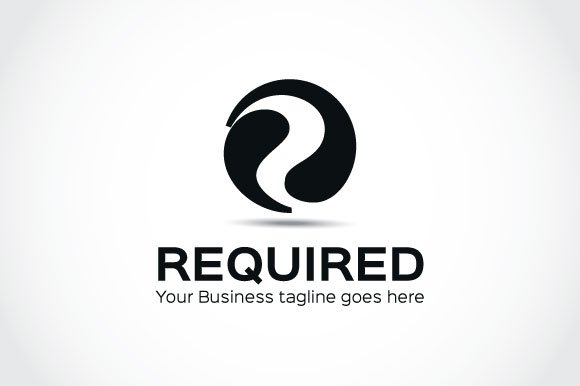 Required Logo Template in Logo Templates - product preview 4