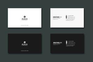 2V Business Card