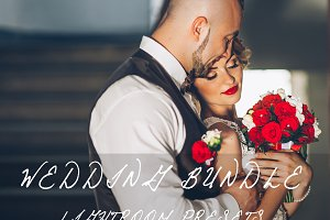 270 Wedding Preset Bundle