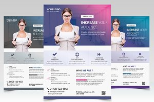 Business PSD Flyer Template