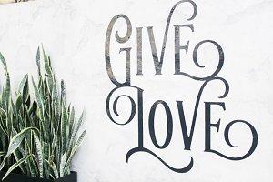 Purse and Wall Art