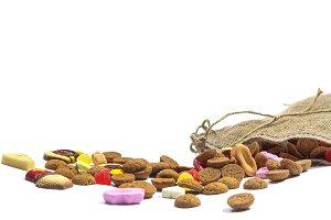Sweets for Dutch Sinterklaas