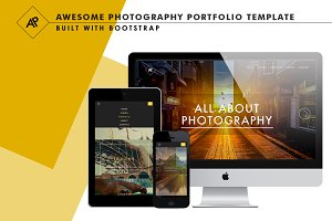 Awesome - Photography Template