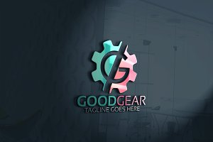Good Gear / Letter G Logo
