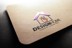 Design Home Logo