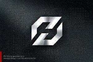 Letter H Z Logo
