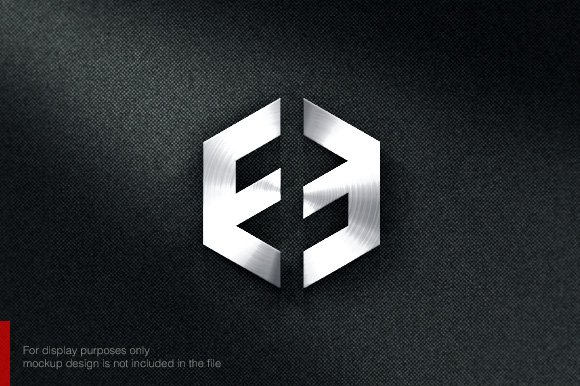 Letter F E Logo Logo Templates Creative Market