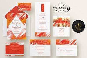 Wedding Invitation Suite - Gigi