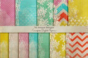 Carefree Digital Papers