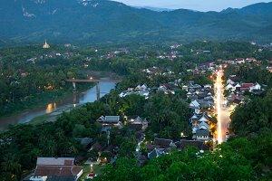 Lunag Prabang, Laos