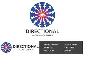 Directional Logo