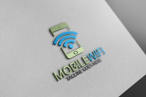 Mobile Wifi Logo