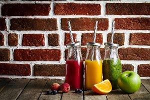 Healthy Food,Detox Concept, Smoothie