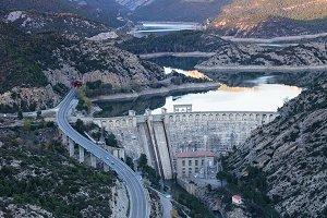 Dam at Sege river