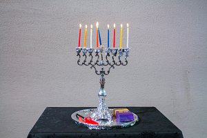 jewish holiday Hanukkah