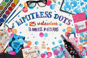 Limitless Dots, Pattern Pack
