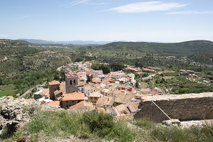The town of Bejis in Castellon