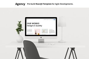 TITAN Agency ReactJS Static Site