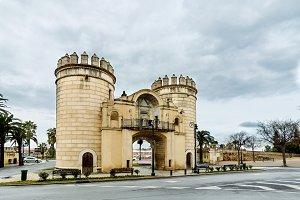 Palms Gate in  Badajoz