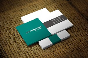 Anteo Business Card Template