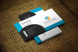 Biora Business Card Template