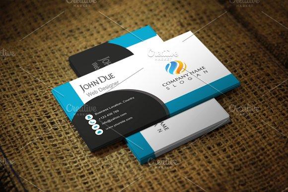 Biora Business Card Template