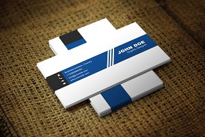 Corieo Business Card Template
